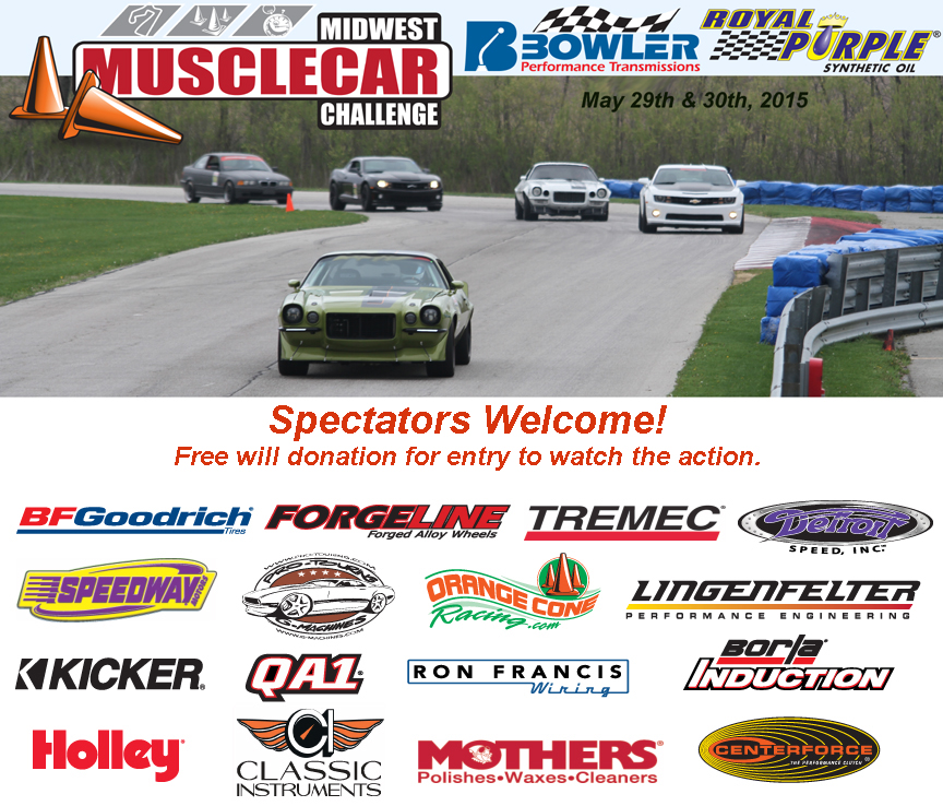Classic Instruments is Sponsoring the Midwest Musclecar Challenge ...