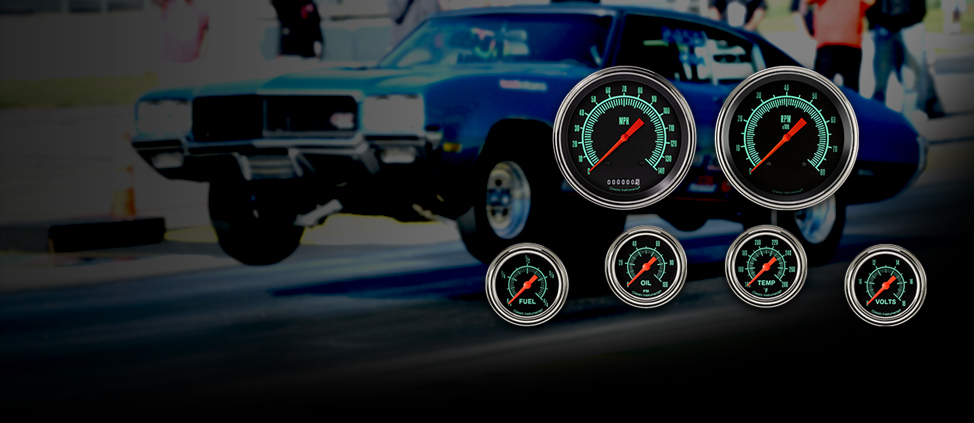 performance gauge sets