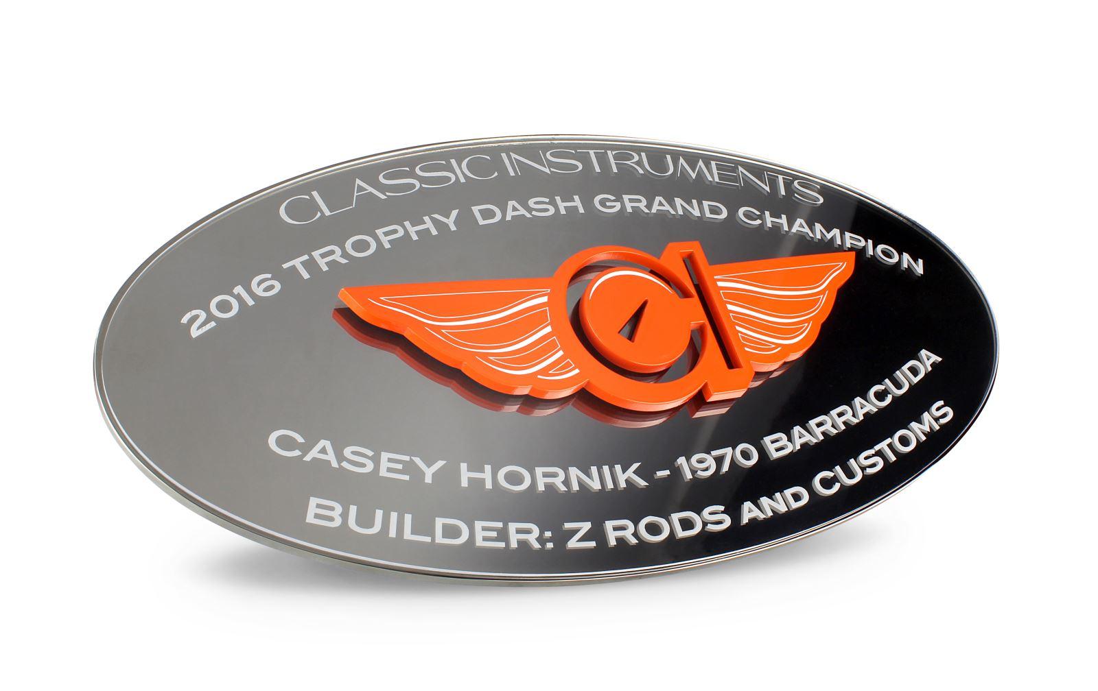 Trophy Dash Awards